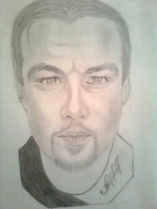 Leonardo DiCaprio por LamiaVita7